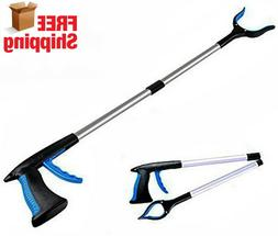 Industrial Heavy Duty Pick Up Tool Reacher Grabber Trash Rot