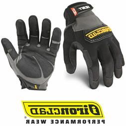 IronClad Industrial Work Gloves HUG Heavy Duty Work Gloves -