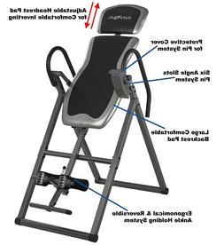 Innova Heavy Duty Inversion Table with Adjustable Headrest &