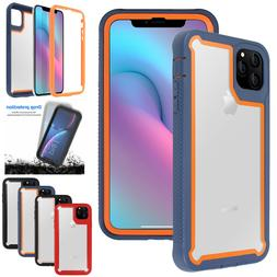 For iPhone 11 Pro Max 2019 Case Hybrid Heavy Duty Shockproof