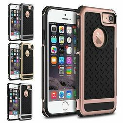 For iPhone 6 6S 7 8 Plus Case Hybrid Hard Heavy Duty Shockpr