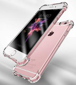 For Iphone 6s / Iphone 6 Case Ultra Slim Thin Clear Tpu Sili