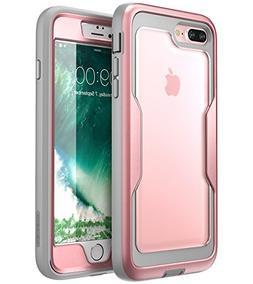 iPhone 8 Plus Case, iPhone 7 Plus case, i-Blason   Shock Red