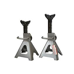 New Set of 2 Jack Stands - 3 Ton Heavy Duty by Pittsburgh Au