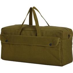 Black Legion Products Jumbo Mechanic's Tool Bag with Brass Z