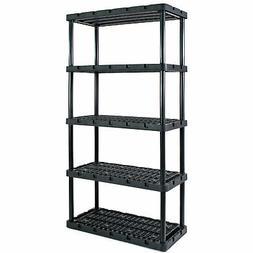 Gracious Living Knect A Shelf Heavy Duty Ventilated Storage