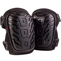 NoCry Professional Knee Pads with Heavy Duty Foam Padding an