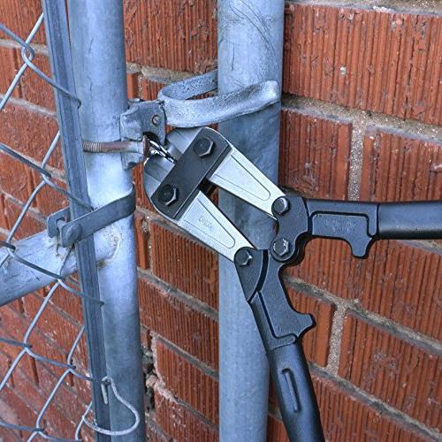 Neiko 00562A Heavy Bolt Cutter, 30-Inch, Chrome Molybdenum Steel Blade