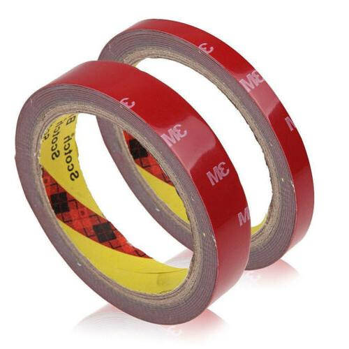 1 Roll Sided Acrylic Tape Heavy Duty Mounting