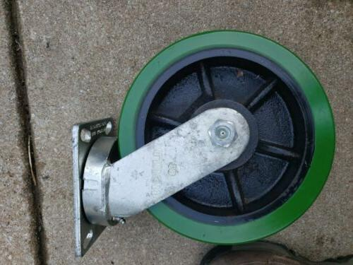 10 inch heavy duty canister wheel grease