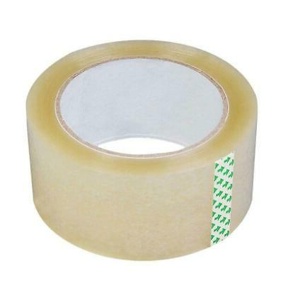 12 Rolls 2.7Mil Heavy Duty Packing Shipping Sealing Tape 180FT
