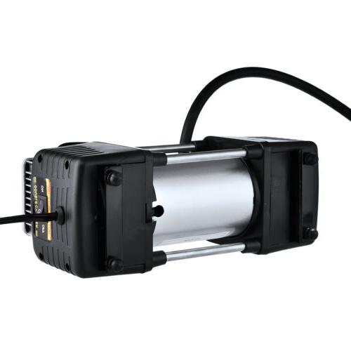 12V 150PSI Double Cylinder Air Pump Inflator