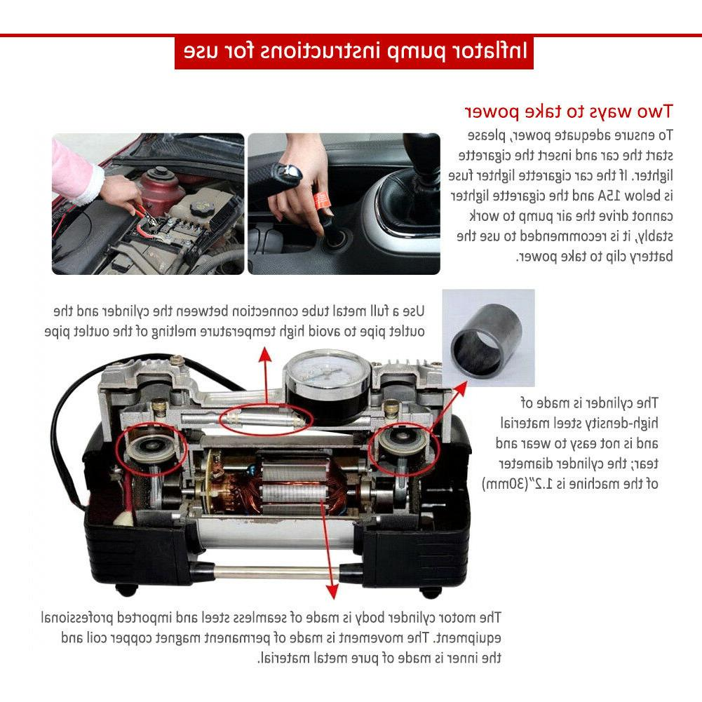 Air Tyre Auto 150PSI