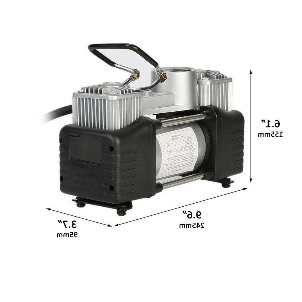 12V Air Auto Inflator 150PSI