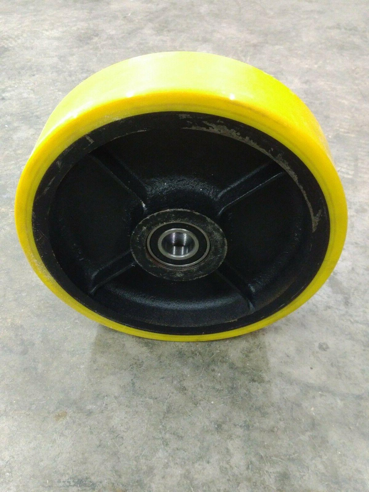 Albion Heavy Caster Polyurethane lb