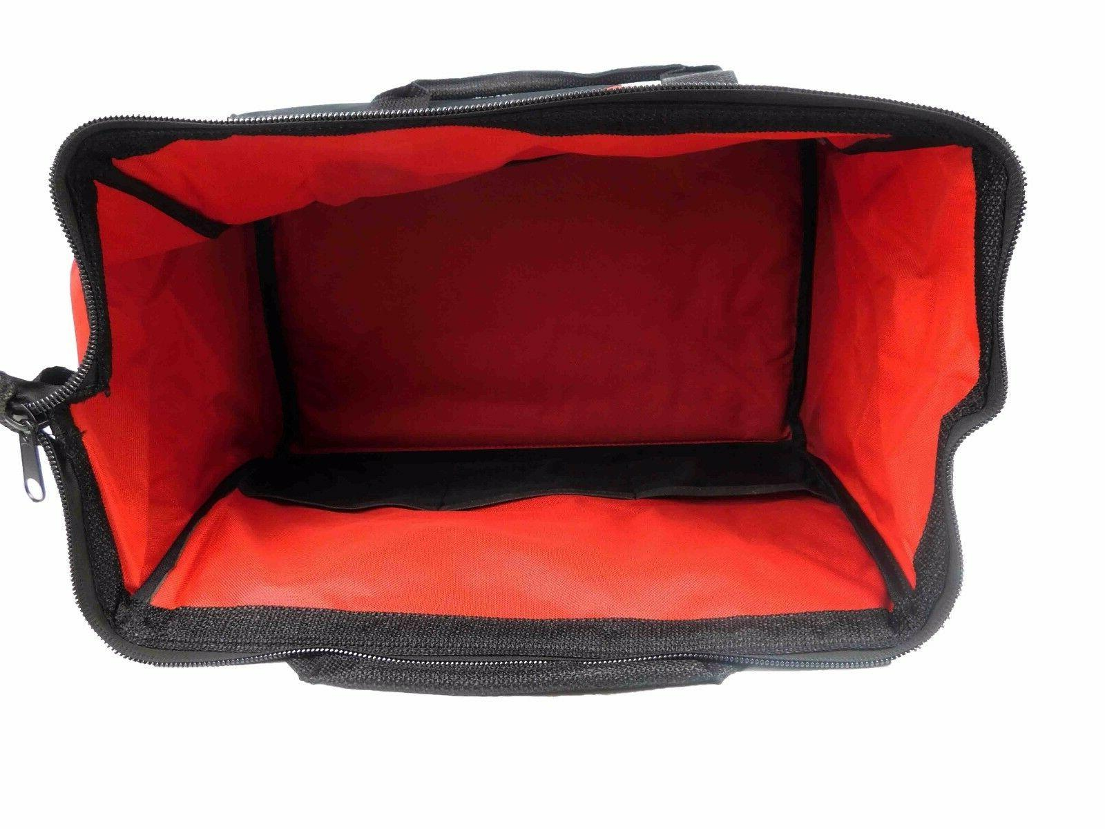 Milwaukee 16-Inch Duty Canvas Tool Bag