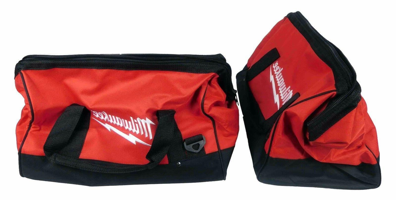 Milwaukee 6-Pocket Duty Industrial Carrying Tool Bag