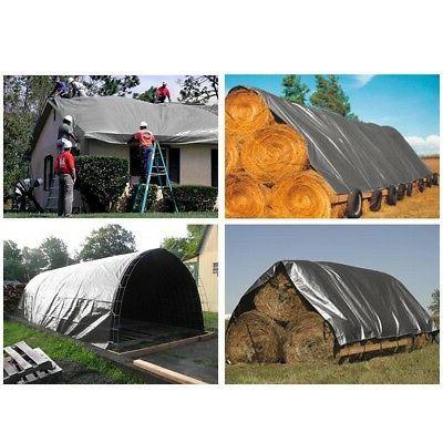 Canopy Poly Tarp Tent Car Boat Tarpaulin