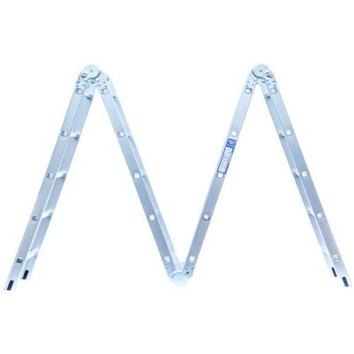 19.5ft Multi Aluminum Telescopic Heavy Folding
