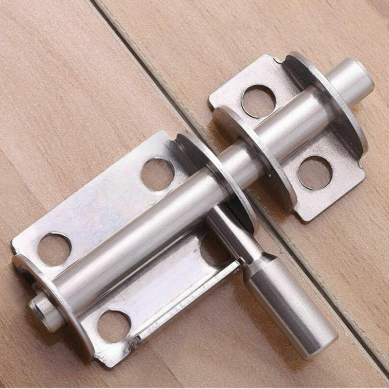 1pc slide bolt gate latch heavy duty