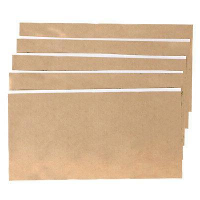 Waterproof Sticky Sheet of Adhesive So
