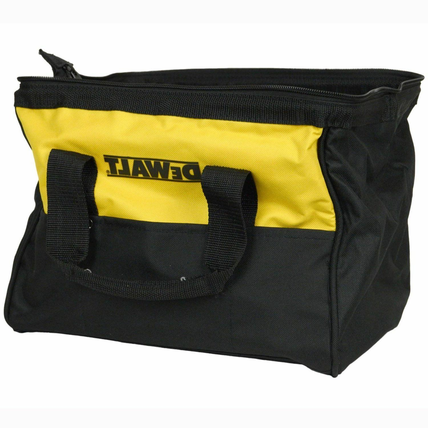 Dewalt Duty Tool Bags Solid / 6 Outside