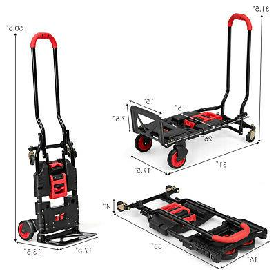 2 in Hand Truck Dolly Capacity
