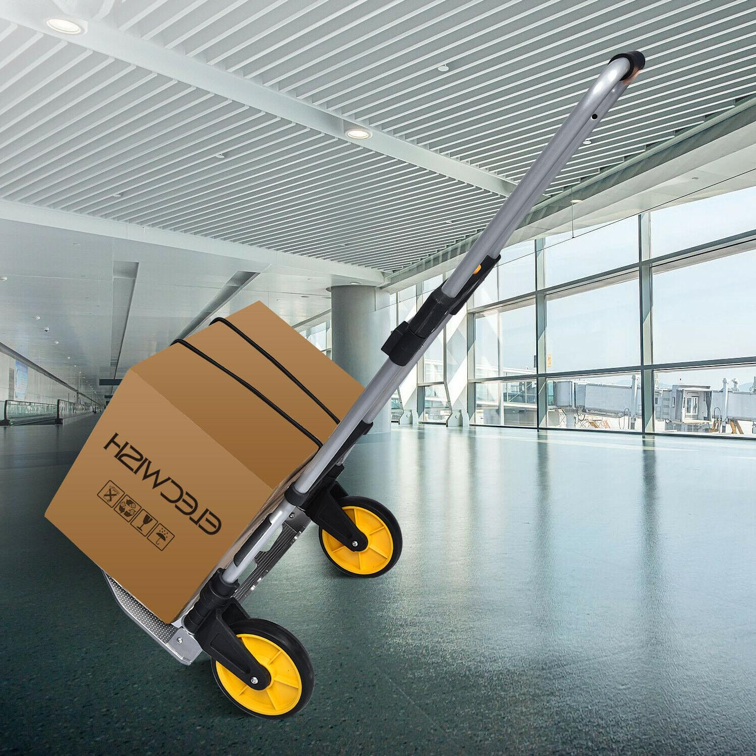 264 Portable Hand Truck Moving Luggage Duty