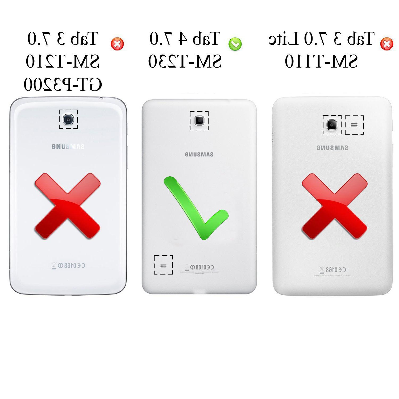 2in1 Heavy Hybrid Case Samsung Galaxy 7.0 SM-T230