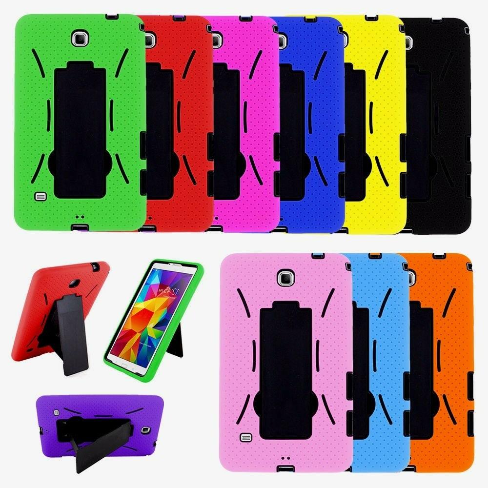 2in1 heavy duty hybrid case cover kickstand