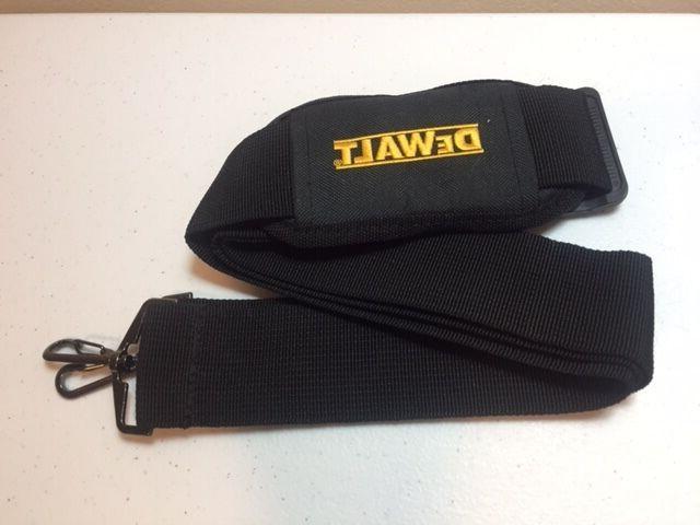 Dewalt Nylon 6' Shoulder for Bag Grease Gun DCGG571B
