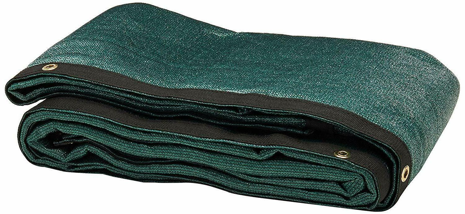 3-Pack of 90% Tarp, x Green