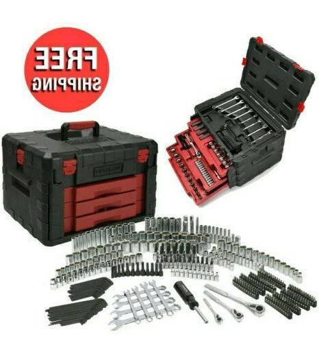 320 piece mechanics repair tool set