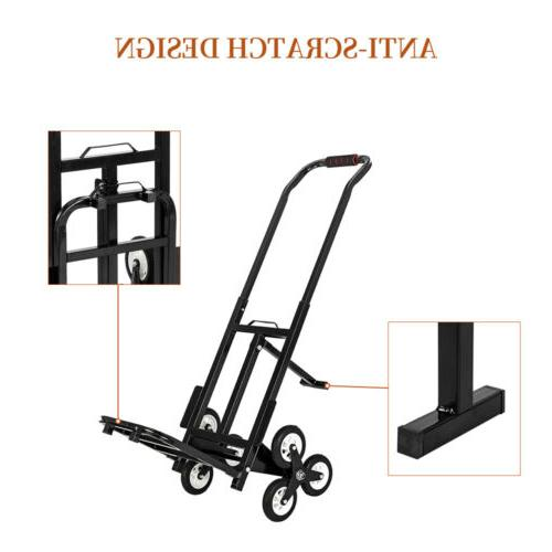 330lb Heavy Climbing Moving Dolly Truck Warehouse