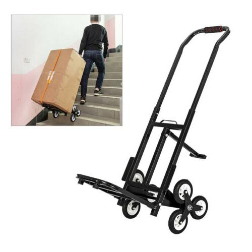 330lb Duty Stair Climbing Dolly Truck