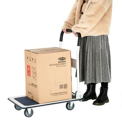 330lbs Cart Warehouse Push Hand