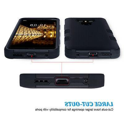 ULAK Duty Rugged Hard Cover LG G6