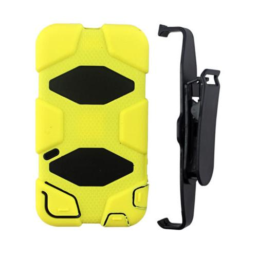 3in1 Duty Proof iPhone 4s Clip Holster in