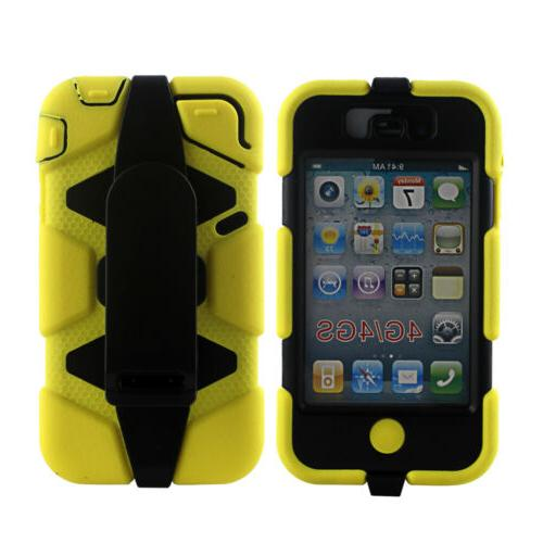 3in1 Heavy Proof Tough for iPhone 4s
