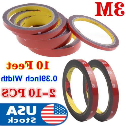 3m double sided tape hitlights heavy duty