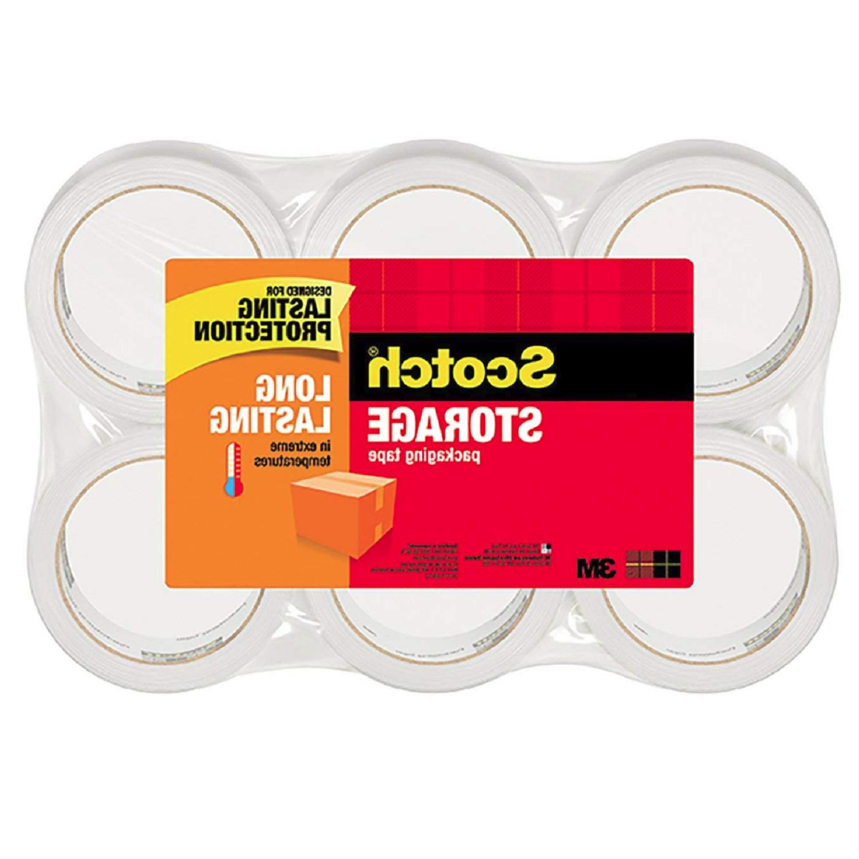 Scotch 3M Tape Packaging