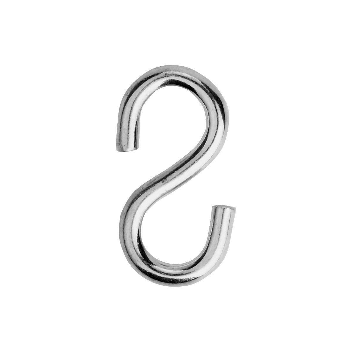 Shaped <font><b>Hooks</b></font> Galvanized <font><b>Hooks</b></font>, 1-3/4 Inches