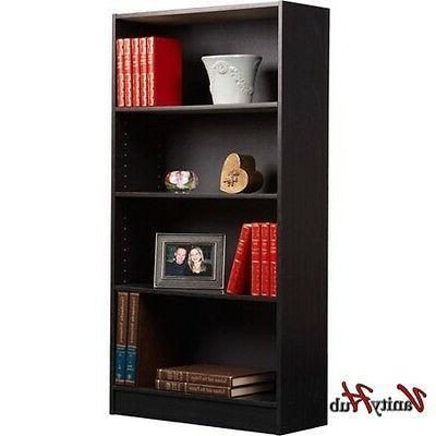 4 Shelf Bookcase Book Shelves Bookshelf Furniture