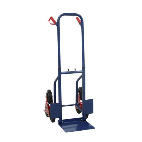 440lb Heavy Duty Stair Climbing Hand Truck Dolly Trolley Wheels