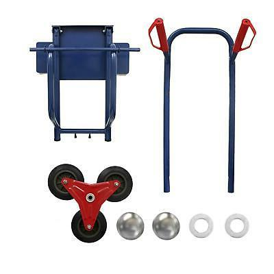440lb Heavy Climbing Climber Hand Dolly Cart Wheels
