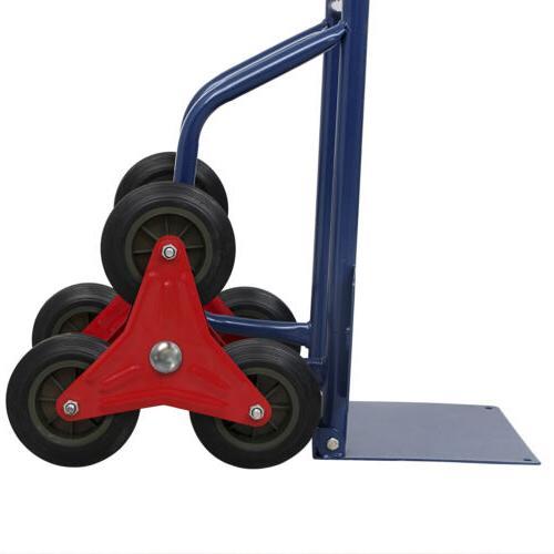 440lbs Heavy Climbing Dolly Truck Cart