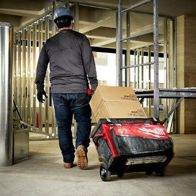 Milwaukee Duty Rolling Bag Handle