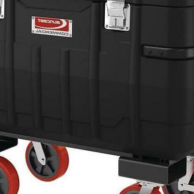 Suncast Commercial Job Box System Duty New