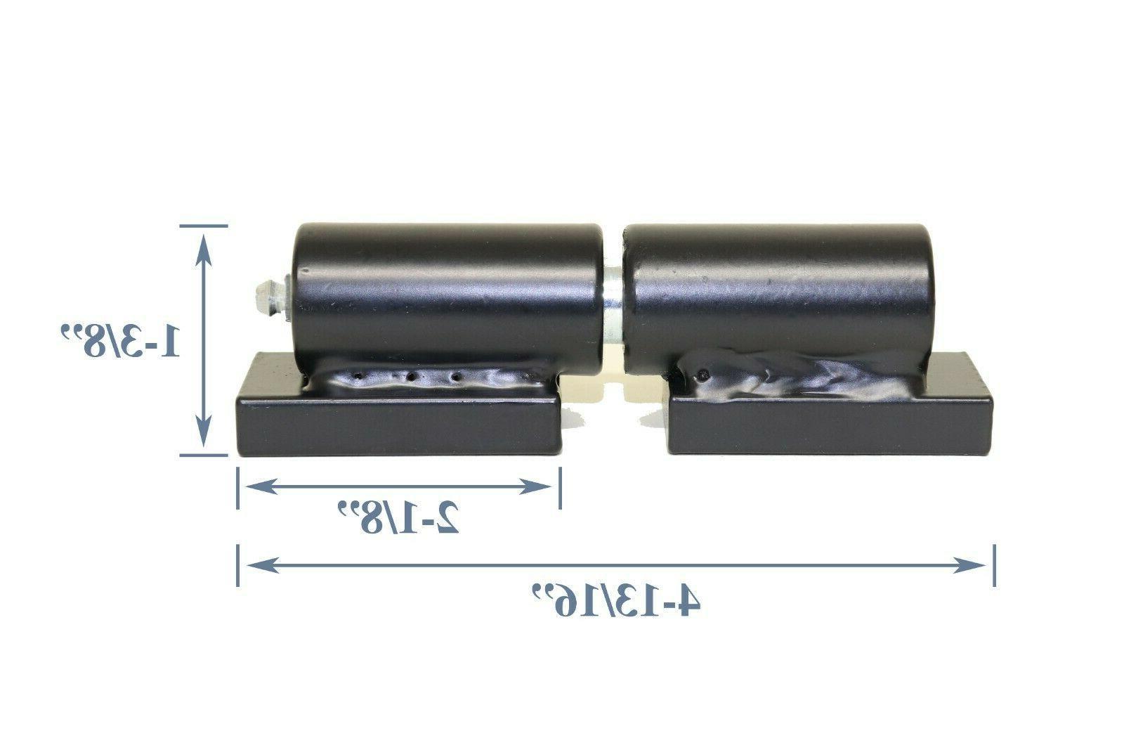"""5"""" inch weld steel heavy duty for metal gates"""