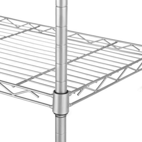 Metal Storage Rack Shelves